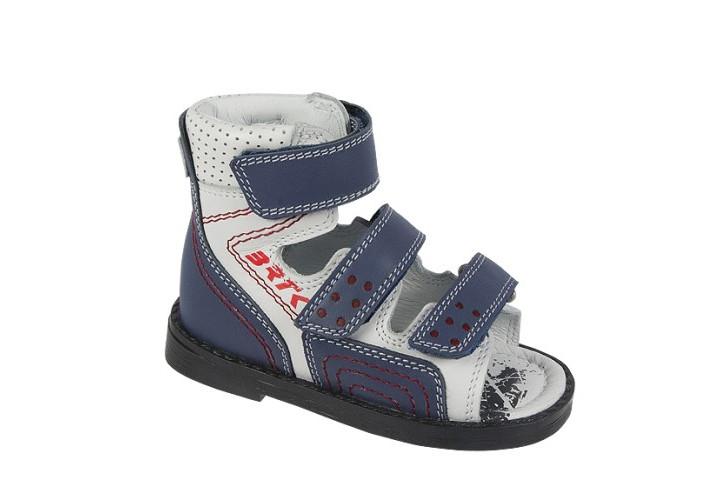 Ортопедичне взуття Bartek 91269-4-0BL