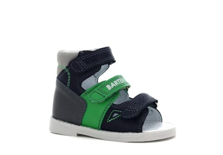 Ортопедичне взуття Bartek 86804-C40