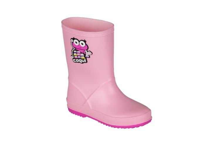 Гумові чоботи COQUI 8505 Pink/Fuchsia