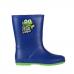 Гумові чоботи COQUI 8505  Blue/Lime