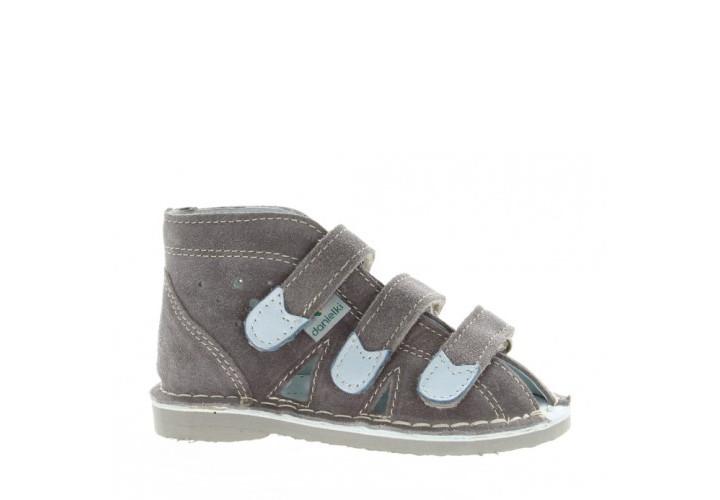 Ортопедическая обувь DANIELKI S-104 Светло-серый