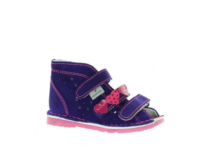 Ортопедичне взуття DANIELKI TA-125 Фіолетові