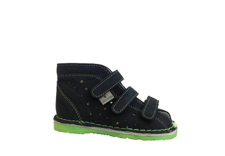 Ортопедическая обувь DANIELKI TX-105 Тёмно-синий