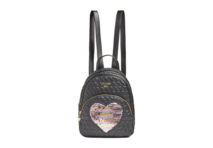 Рюкзак для девочек Guess Kids Keely Black