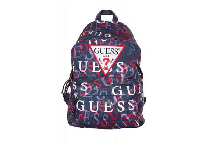 Рюкзак для мальчиков Guess Kids Dylan Blue Multi