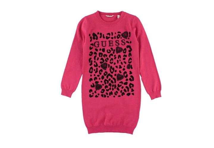 Платье Guess Kids Punk Rocker Pink B41