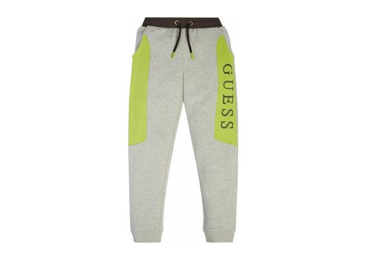 Штаны для девочек Guess Kids Lime Green Multi