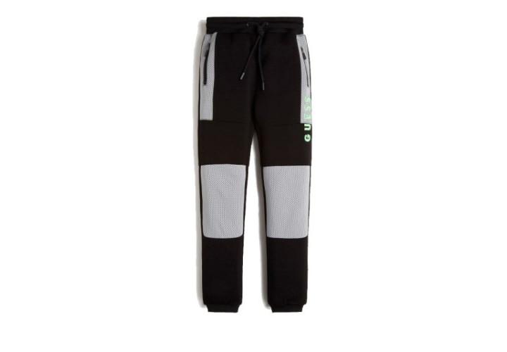 Штаны для мальчиков Guess Kids Black/Grey Combo