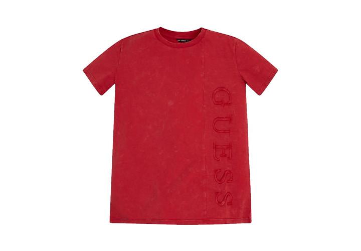 Футболка для хлопчиків Guess Kids Dern Red