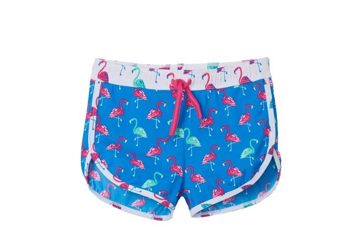 Шорти для плавання Hatley Fancy Flamingos S20FFK1187