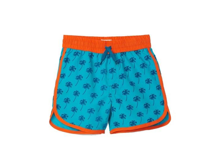 Шорти для плавання Hatley Tropical Palms S20PTK1383