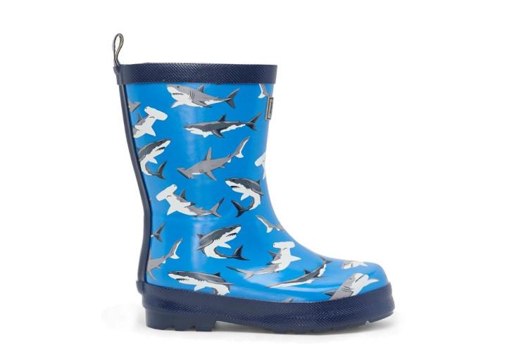 Чоботи гумові Hatley Deep-Sea Sharks