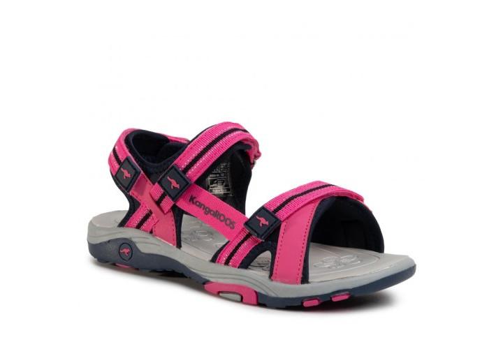 Сандалі KangaROOS K-Leni: daisy pink/dk navy 18335 6130