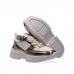 Кросівки для дівчаток Michael Kors Cosmo Sport-Gold Monomesh