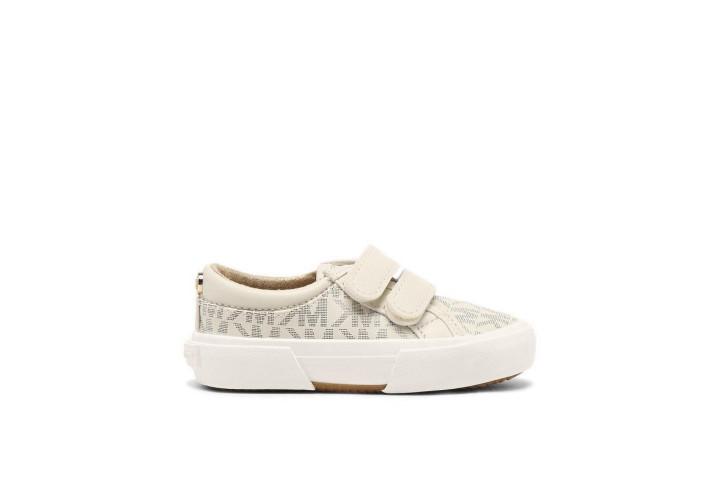 Кросівки для дівчаток Michael Kors Ima Rebel Ez-Vanilla Jacquard