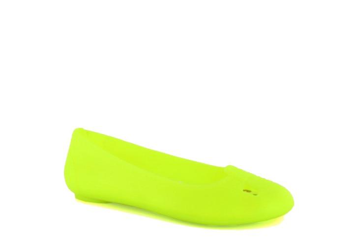 Балетки резиновые жёлтые 4/2096/B-GIA F