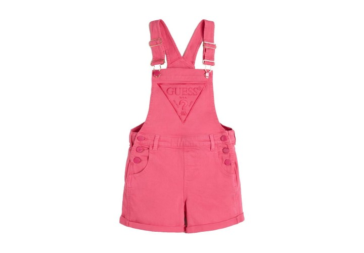 Комбинезон для девочек Guess Kids Jelous Pink
