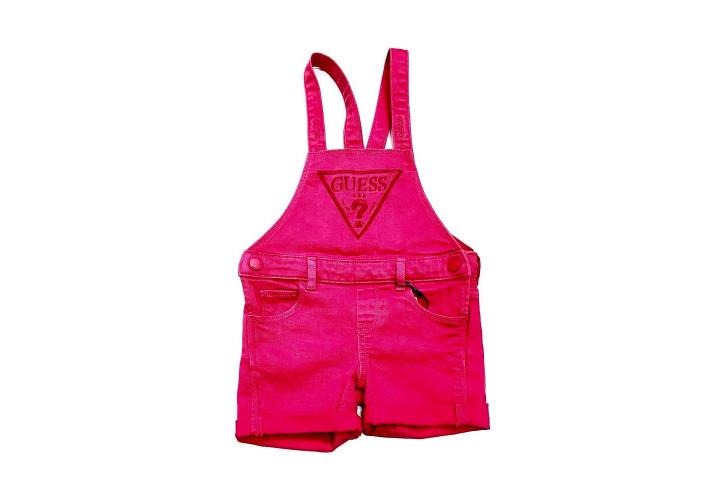 Комбінезон для дівчаток Guess Kids Jelous Pink