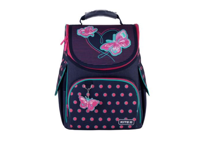 Рюкзак Kite Education каркасний 501 Butterflies
