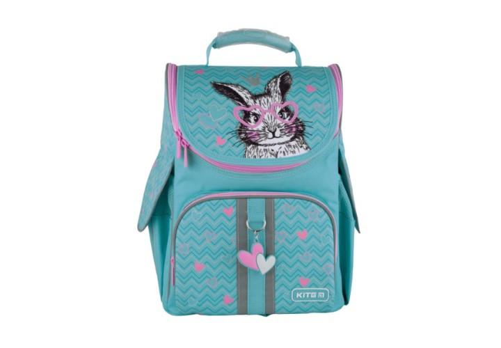Рюкзак Kite Education каркасний 501 Cute Bunny