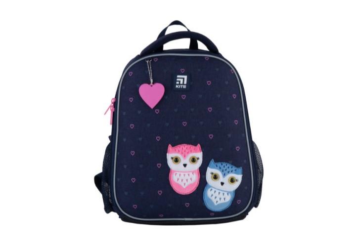 Рюкзак Kite Education каркасный 555 Lovely owls