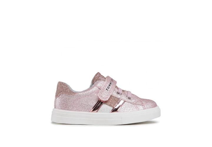 Кросівки для дівчаток Tommy Hilfiger Pink