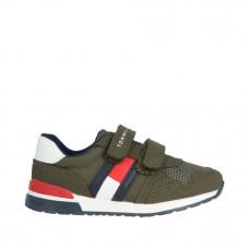 Кросівки для хлопчика Tommy Hilfiger Military Green