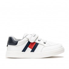 Кросівки для хлопчика Tommy Hilfiger White/Blue/Red