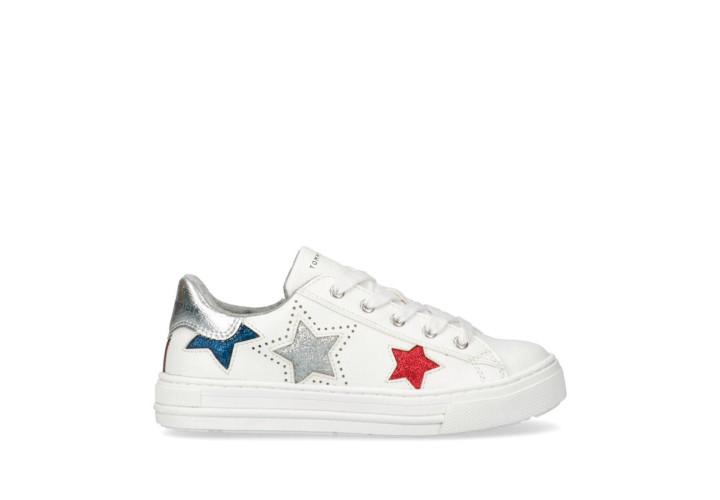 Кроссовки для девочки Tommy Hilfiger White/Multicolor